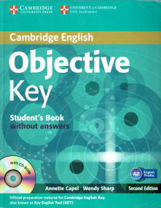 Objective Key Student's Book without Answers with CD-ROM