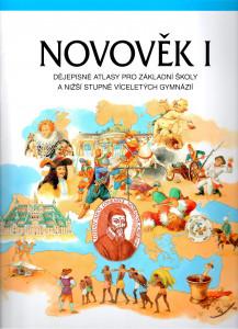 Novověk I - dějepisné atlasy pro základní školy a nižší stupně víceletých gymnázií