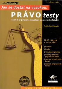 Právo-testy, Testy k přijímacím zkouškám na právnické fakulty