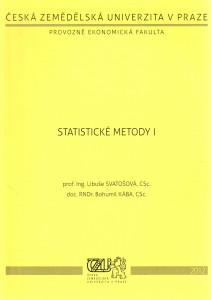 Statistické metody I