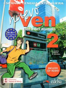 Nuevo ven 2: Libro del alumno