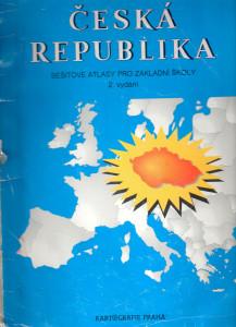 Česká Republika, Sešitové atlasy pro základni školy