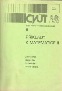 Příklady k matematice II