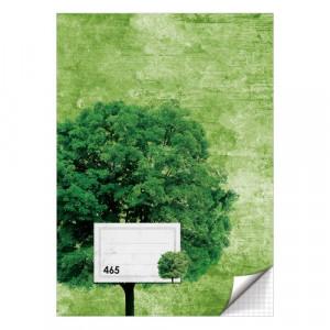 Sešit A4, 60 listový - čtverečkovaný 465