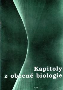 Kapitoly z obecné biologie