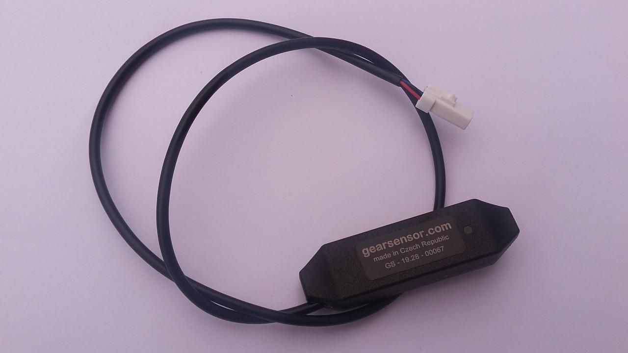 GS, konektor KST 3203A1004, délka kabelu 500mm